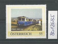 """Österreich PM personalisierte Marke Eisenbahn """"ÖBB 5081.64"""" **"""