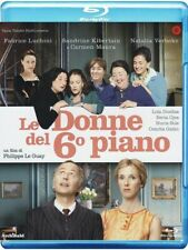 Le Donne Del 6° Piano (Blu-ray, 2010) Italian Import. Italian and French Only