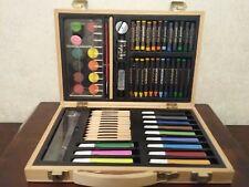 Manette de couleurs pour artiste pastels, crayons, peinture...