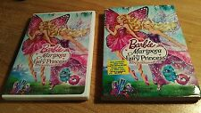 Barbie: Mariposa  the Fairy Princess (DVD, 2013, Canadian)