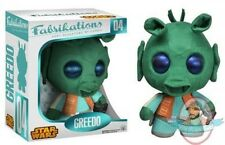 Star Wars Fabrikations Greedo 6 inch Plush Figure Funko