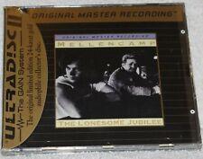 JOHN MELLENCAMP: THE LONESOME JUBILEE MOBILE FIDELITY GOLD CD MFSL NEW UDCD 634