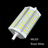 R7S Lampe LED 15/25W Lampe à Ampoule 24/48Led SMD5730 Projecteur 78/118mm Mode