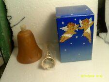 Vintage Avon Heavenly Cherub Hostess Bell Bird Of Paradise Cologne Unused