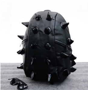 Unisex Bag Backpack Punk Cosplay Shoulder Bag School Bags