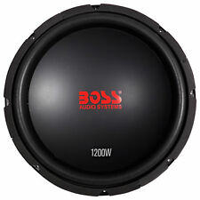 "Boss Audio CXX124DVC 12"" 1200 Watt Car Stereo Subwoofer Dual-4 Ohm Sub"