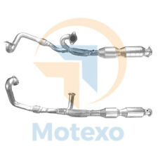 BM90936H Exhaust Approved Petrol Catalytic Converter +Fitting Kit +2yr Warranty