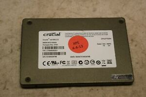 "CRUCIAL CT064M4SSD1 64GB SATA SSD 2.5"""