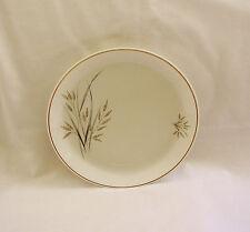 """Stunning PORSGRUND China Pattern PRG78 7-5/8"""" Salad Plate~Gold Trim~NORWAY"""