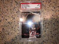 1992 SKYBOX BASKETBALL SCOTTIE PIPPEN #65 USA BASKETBALL NBA CARD PSA 9 MINT FS