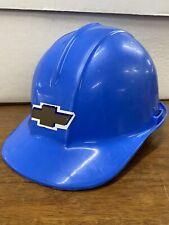 1997 Vintage Klein Tools Standard Hard Cap, Blue Class G,E,C