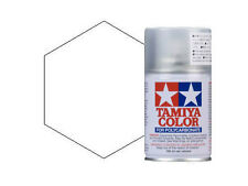 Tamiya PS-01 White Spray Paint Can FOR POLYCARBONATE 3.35 oz. (100ml) 86001