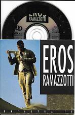 CD CARTONNE CARDSLEEVE EROS RAMAZZOTTI UN' ALTRA TE 2T DE 1993 TBE