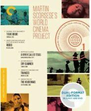Criterion Collection Martin Scorsese's World Cine BLURAY