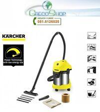 Aspirapolvere solidi e liquidi 1000W 17lt. Kärcher/Karcher - WD3 PREMIUM