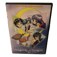 Magical Twilight: the Hex Files (DVD, Anime) - Rare & Out of Print OOP