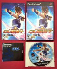 Virtua Quest - PLAYSTATION 2 - PS2 - USADO - MUY BUEN ESTADO