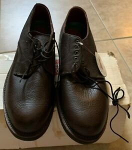 Red Wing Brown Leather Dress Shoes Sneakers 180076 Mens Size 13 NEW w/ Tag & Box