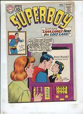SUPERBOY #90 LANA LANG'S TRAP FOR LOIS LANE! (4.5) 1961