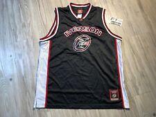 6ce680683e4 Vintage Reebok Men XLarge Allen Iverson I3 The Answer Basketball Jersey  Black☕F1