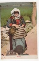 Mulakin, Serbia Postcard, B272
