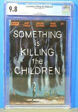 2019 Something Is Killing The Children #1 Cover A  1st Erica CGC Graded 9.8 Key