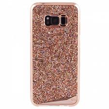 Case-Mate Premium Brilliance Tough Crystals Case for Samsung Galaxy S8+ RoseGold