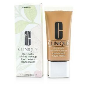 Clinique Stay-Matte Oil-Free Makeup 30ml - CHOOSE YOUR SHADE ✅FREE POSTAGE