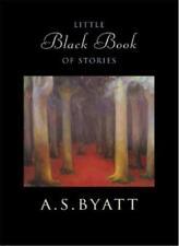 The Little Black Book of Stories-A. S. Byatt