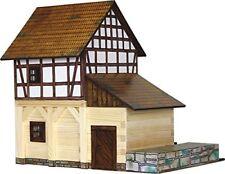 Walachia Fachwerk-wassermühle Holz Modellbauset Modellbahn Spur 1/ LGB 1 32
