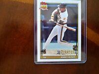 1991 Topps Barry Bonds Card#570
