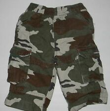 CHILDRENS PLACE boys Denim Camouflage CARGO PANTS* 6 9 months