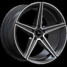 20x10 Advanti Racing Cammino 5x112 +35 Matte Grey Wheels (Set of 4)