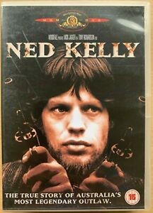 Ned Kelly DVD 1970 Tony Richardson Australian Outlaw Classic with Mick Jagger