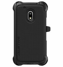 Ballistic TX1734-A06N MAXX Case with Holster for Motorola Moto G4 Play - Black