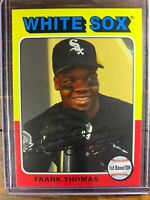 Frank Thomas Baseball Card #149 Topps Archives Chicago White Sox NM-MT MLB HOF