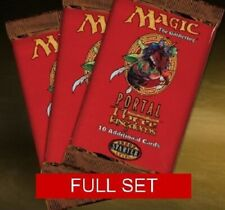 MTG Portal Three Kingdoms Full set  (Mint) Magic