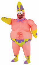 Spongebob Patrick Star Inflatable Child Costume Body Jumpsuit Halloween Rubies