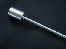 Devardi Glass Stainless Ring Maker Mandrel - SIZE 9 ~ Lampwork, Lampworking Bead