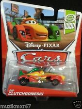 Disney PIXAR Cars 2013 WORLD GRAND PRIX RIP Clutchgoneski