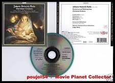 """ROLLE """"Christmas Oratorio"""" (CD) L.Rémy 1997"""