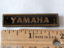 Yamaha Bar Motorcycle Pin Badge