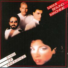 MIAMI SOUND MACHINE - Eyes of innocence 10TR CD 1984 LATIN / SYNTH-POP Estefan