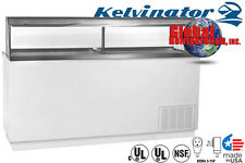 GLOBAL REFRIGERATION/KELVINATOR ICE CREAM DIPPING CABINET W