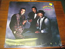 Foster Sylvers SEALED R&B LP Hy-Tech 1990 USA ISSUE