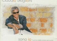 """CLAUDIO BAGLIONI """"Sono io l'uomo della storia""""-CD-JEWEL"""