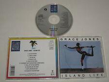 GRACE JONES/ÎLE LIFE(ÎLE 610 584/CID 132) CD ALBUM