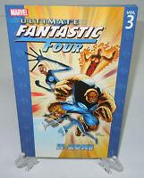 Ultimate Fantastic Four N-Zone Vol 3 Marvel Comics TPB Trade Paperback Brand New