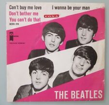 BEATLES - Denmark  'Cant Buy me Love  + 3--7'' EP