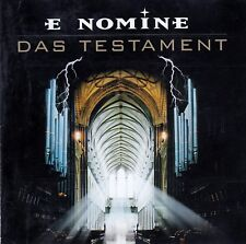 E NOMINE : DAS TESTAMENT / CD - TOP-ZUSTAND